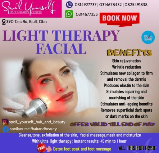 SYSA-Light-Therapy-Facial-advert
